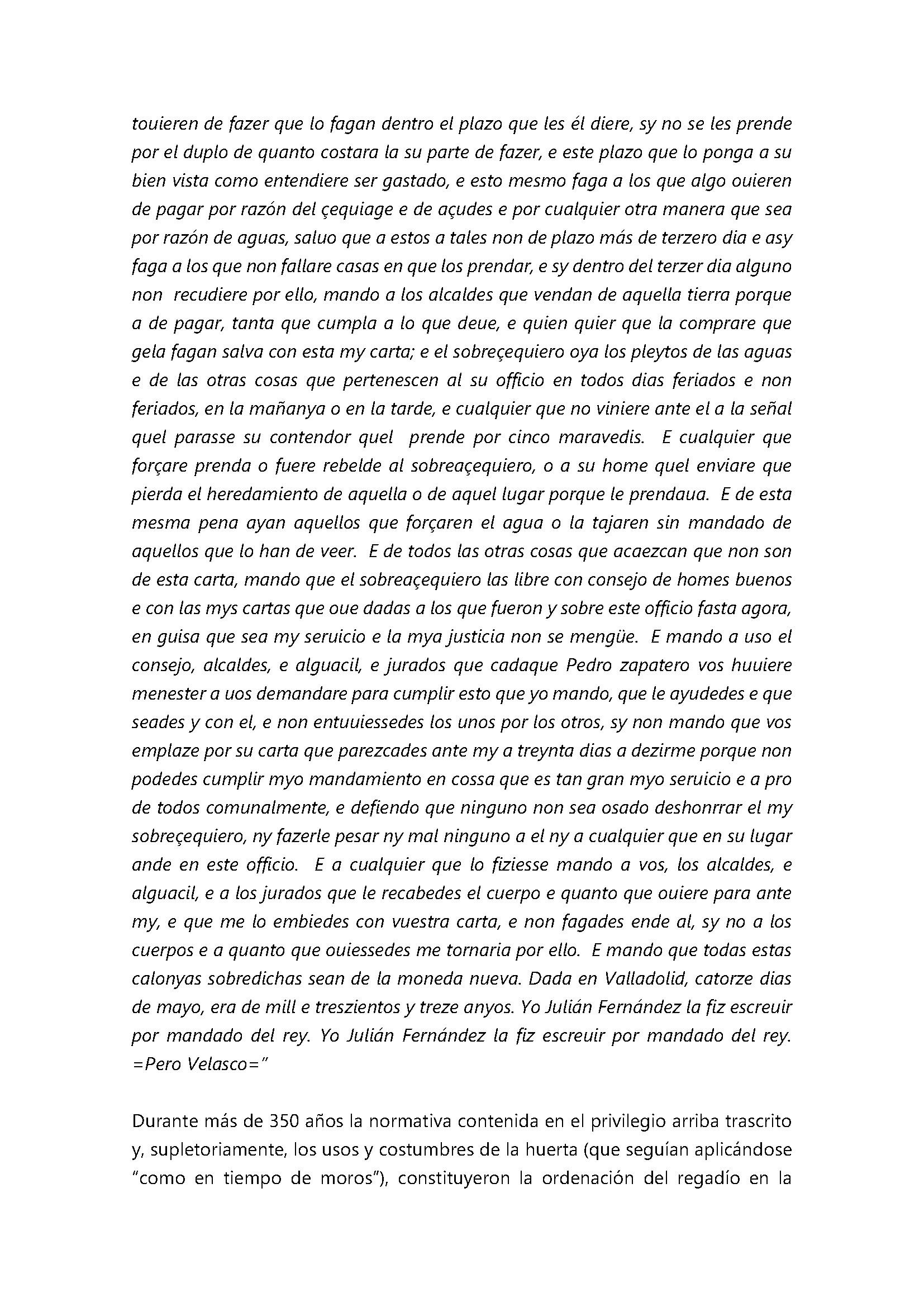 Breve noticia histórica sobre la normativa reguladora del regadío en el Juzgado de Aguas de Orihuela_Página_3