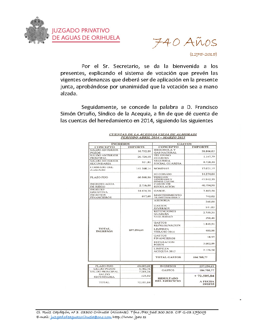 22 2015 ACEQUIA VIEJA DE ALMORADI  ACTA JUNTA GENERAL DE FECHA 09042015_Página_2