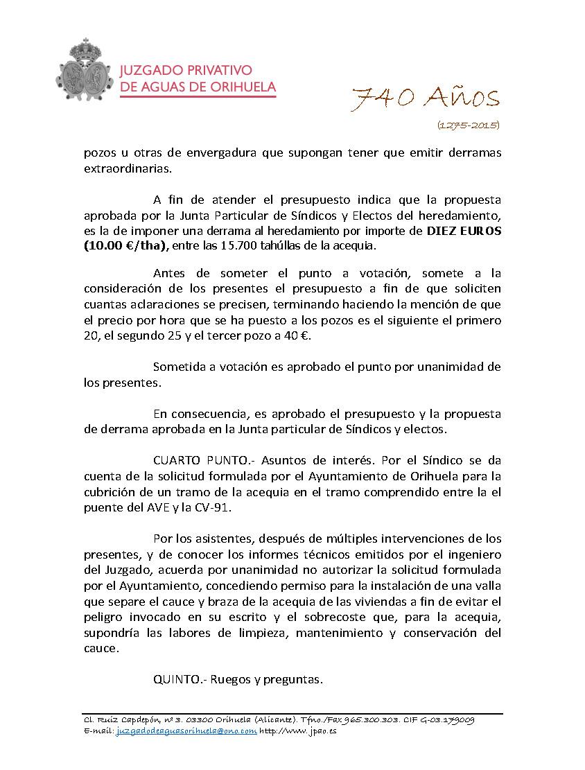 22 2015 ACEQUIA VIEJA DE ALMORADI  ACTA JUNTA GENERAL DE FECHA 09042015_Página_4