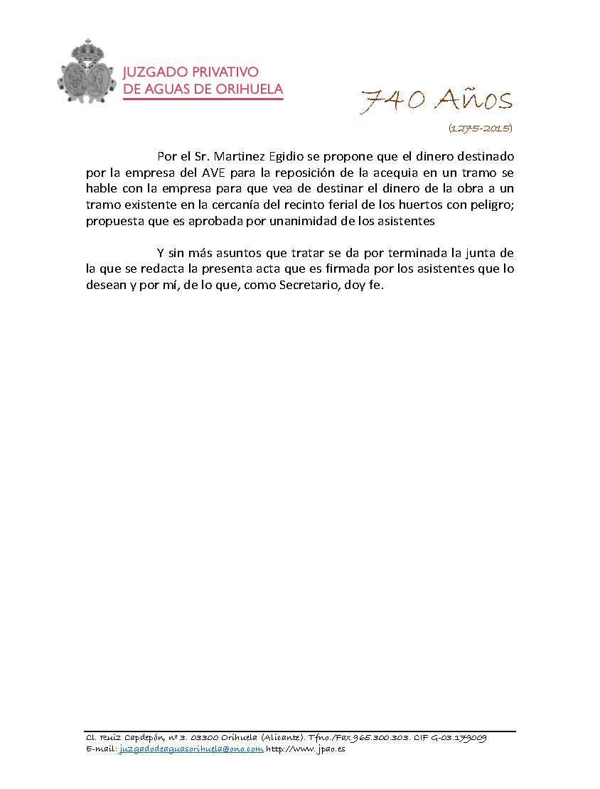 22 2015 ACEQUIA VIEJA DE ALMORADI  ACTA JUNTA GENERAL DE FECHA 09042015_Página_5