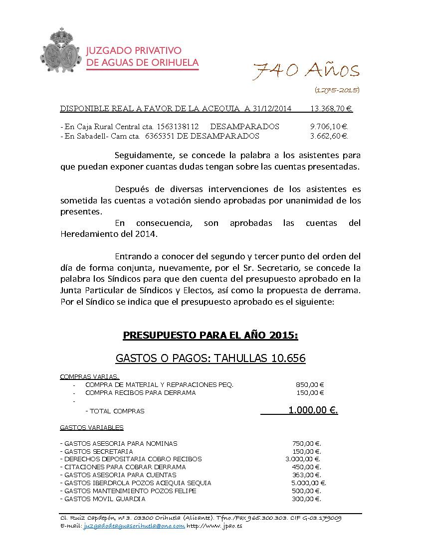 37 2015 ACEQUIA ALQUIBLA  ACTA JUNTA GENERAL DE FECHA 16042015_Página_5