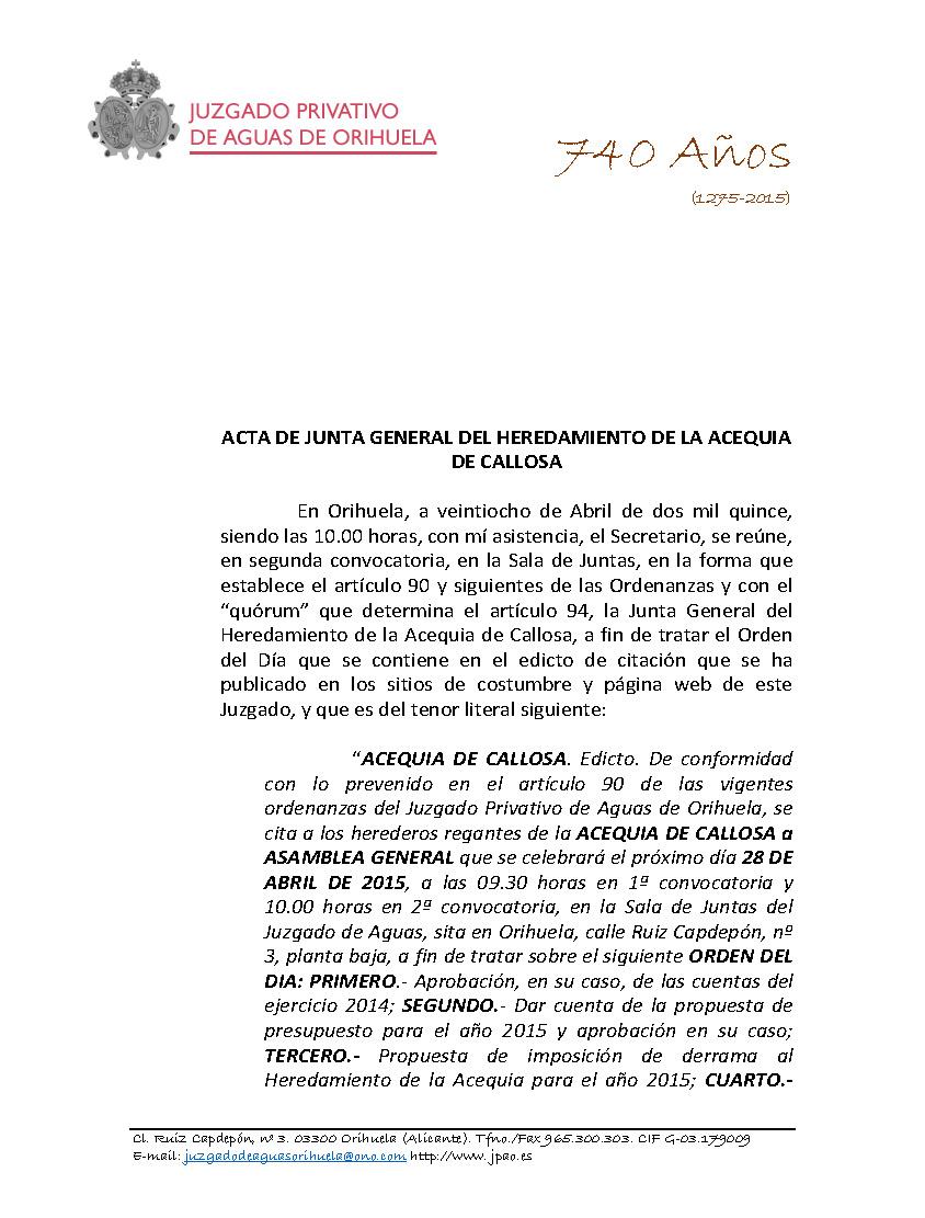 39 4015 ACEQUIA DE CALLOSA  ACTA ASAMBLEA GENERAL 2015_Página_1