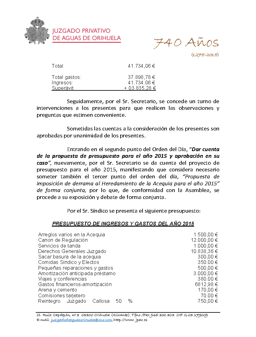 39 4015 ACEQUIA DE CALLOSA  ACTA ASAMBLEA GENERAL 2015_Página_4