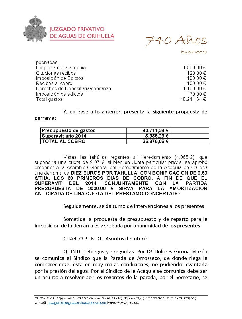 39 4015 ACEQUIA DE CALLOSA  ACTA ASAMBLEA GENERAL 2015_Página_5