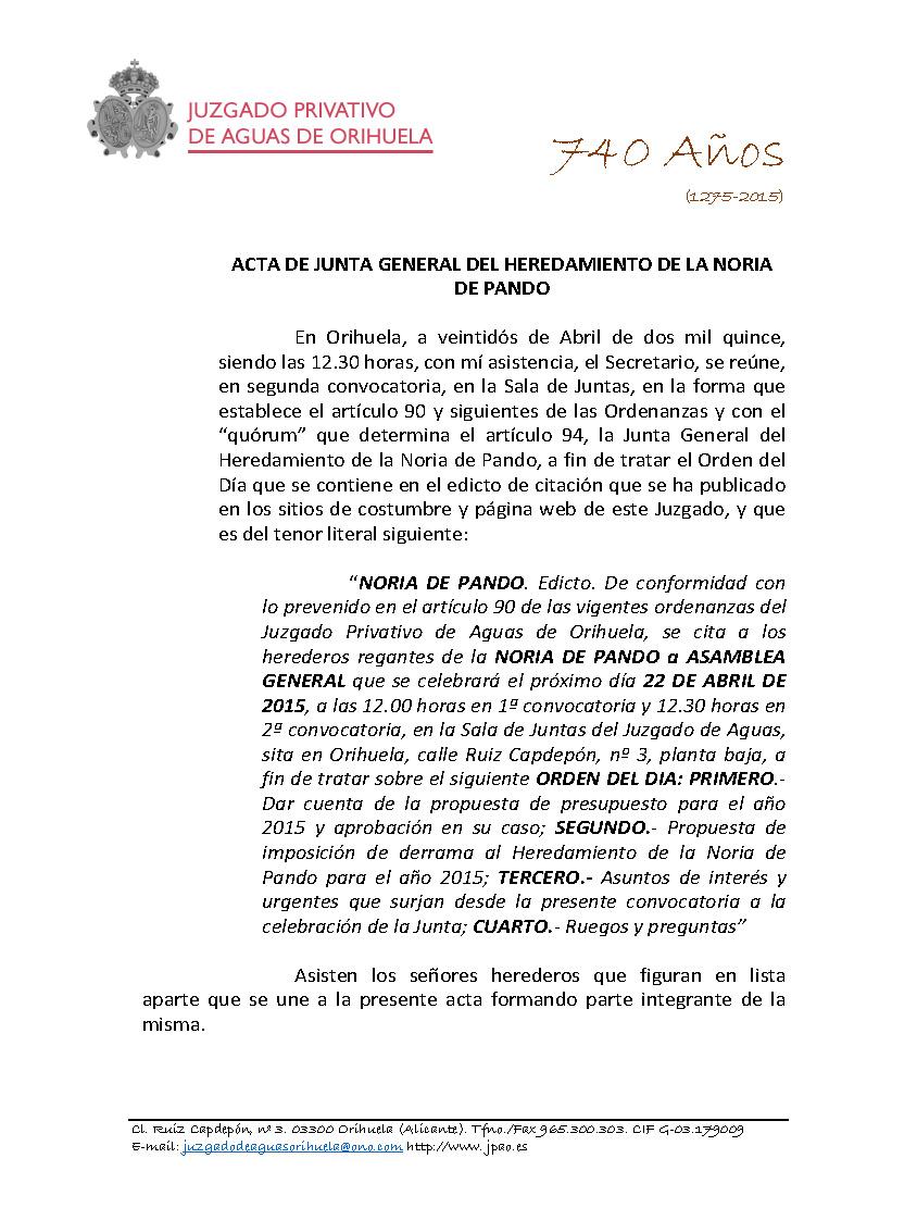 43 2015 NORIA DE PANDO  ACTA JUNTA ASAMBLEA GENERAL_Página_1