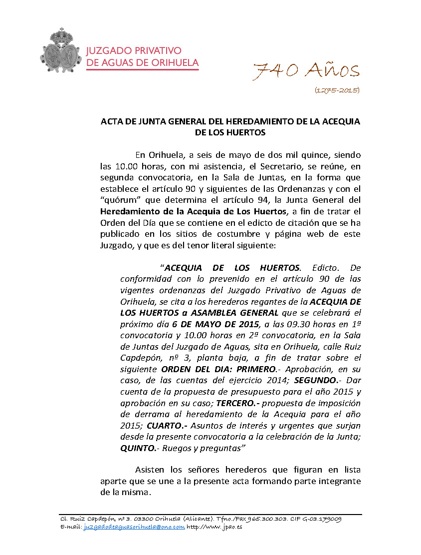 47 2015 ACEQUIA DE LOS HUERTOS  ACTA JUNTA GENERAL 06052015_Página_1