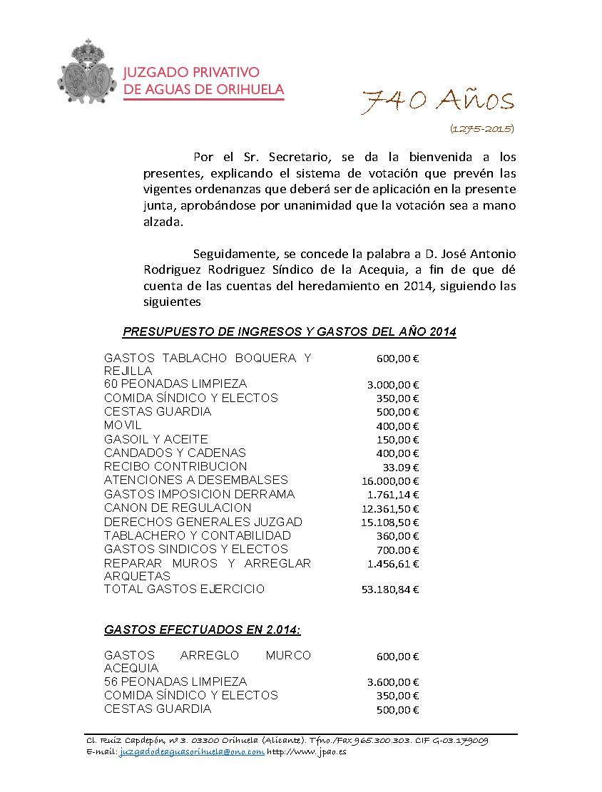 47 2015 ACEQUIA DE LOS HUERTOS  ACTA JUNTA GENERAL 06052015_Página_2