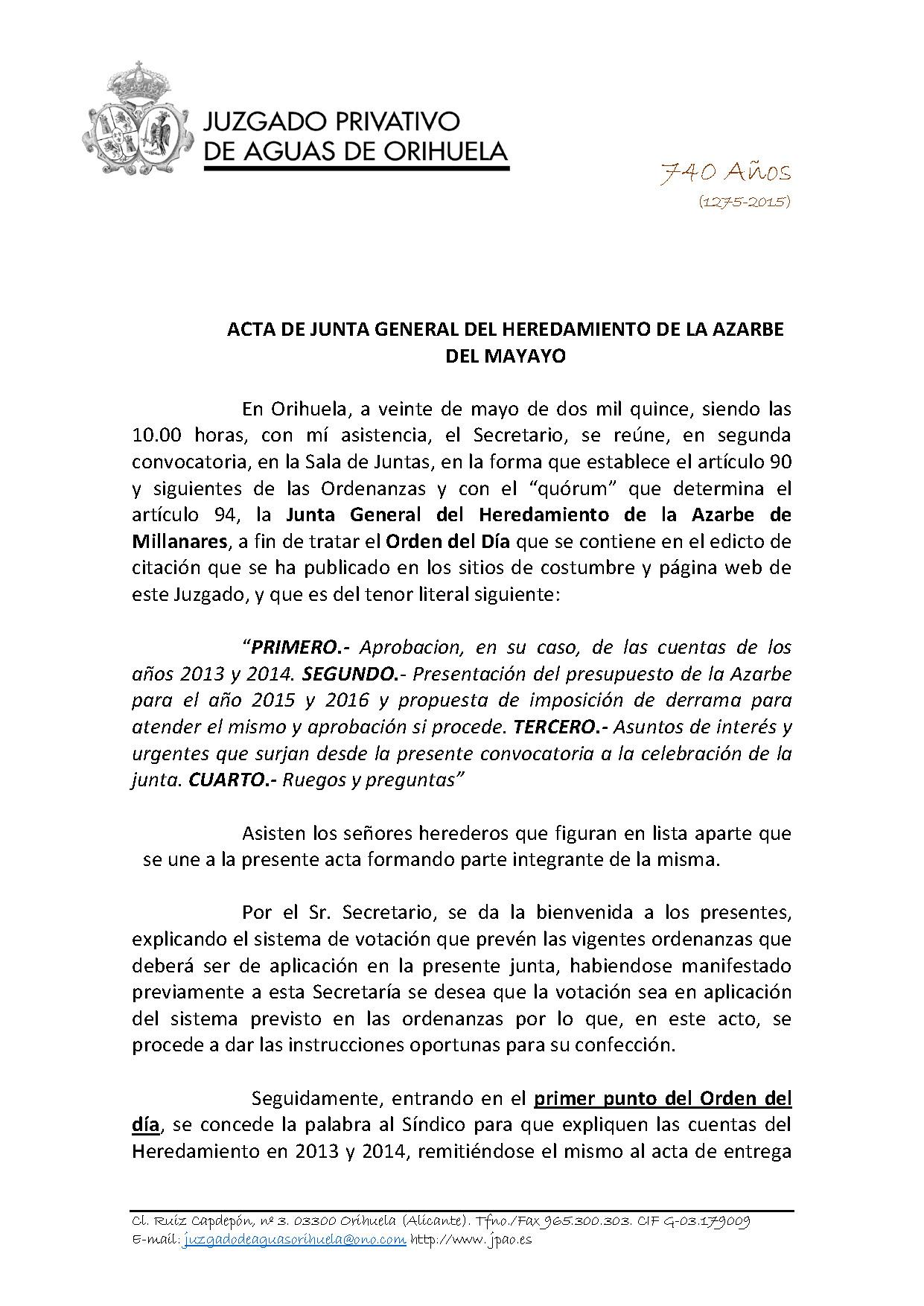 57 2015 AZARBE DE MAYAYO  ACTA ASAMBLEA GENERAL 20052015_Página_1