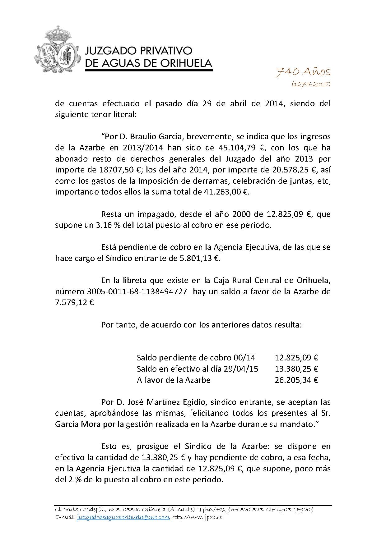 57 2015 AZARBE DE MAYAYO  ACTA ASAMBLEA GENERAL 20052015_Página_2