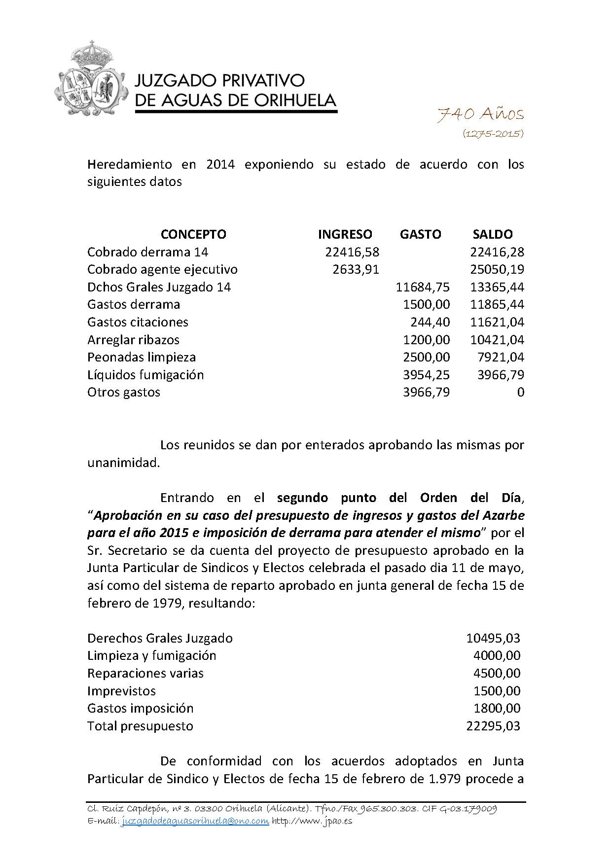 58 2015 AZARBE DE MILLANARES  ACTA ASAMBLEA GENERAL 18052015_Página_2