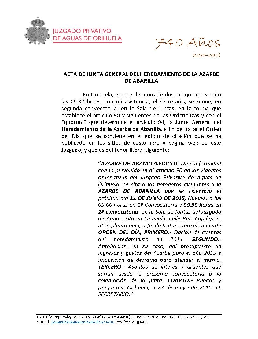 77 2015 AZARBE DE ABANILLA  JUNTA ASAMBLEA GENERAL 11062015_Página_1