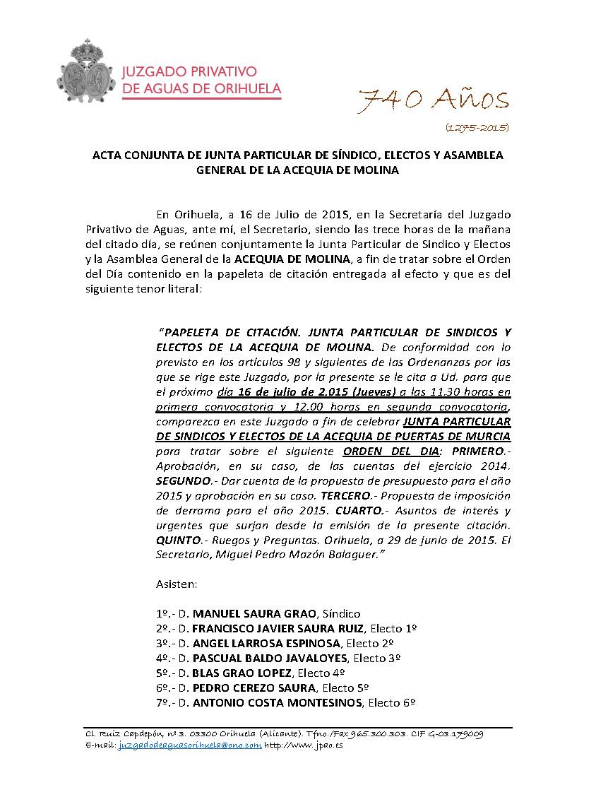 103 2015 ACEQUIA DE MOLINA  ACTA JUNTA PARTICULAR 16072015_Página_1