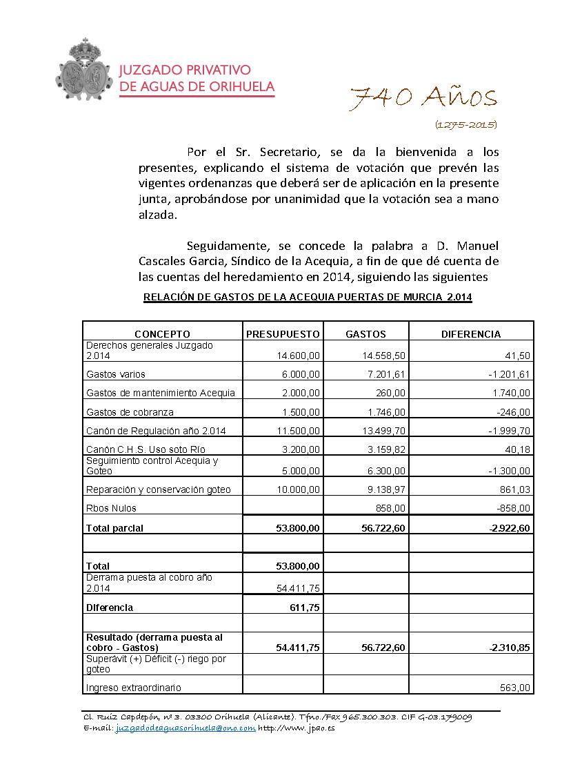 85 2015 ACEQUIA PUERTAS DE MUCIA  ACTA JUNTA GENERAL DE FECHA 19062015_Página_2