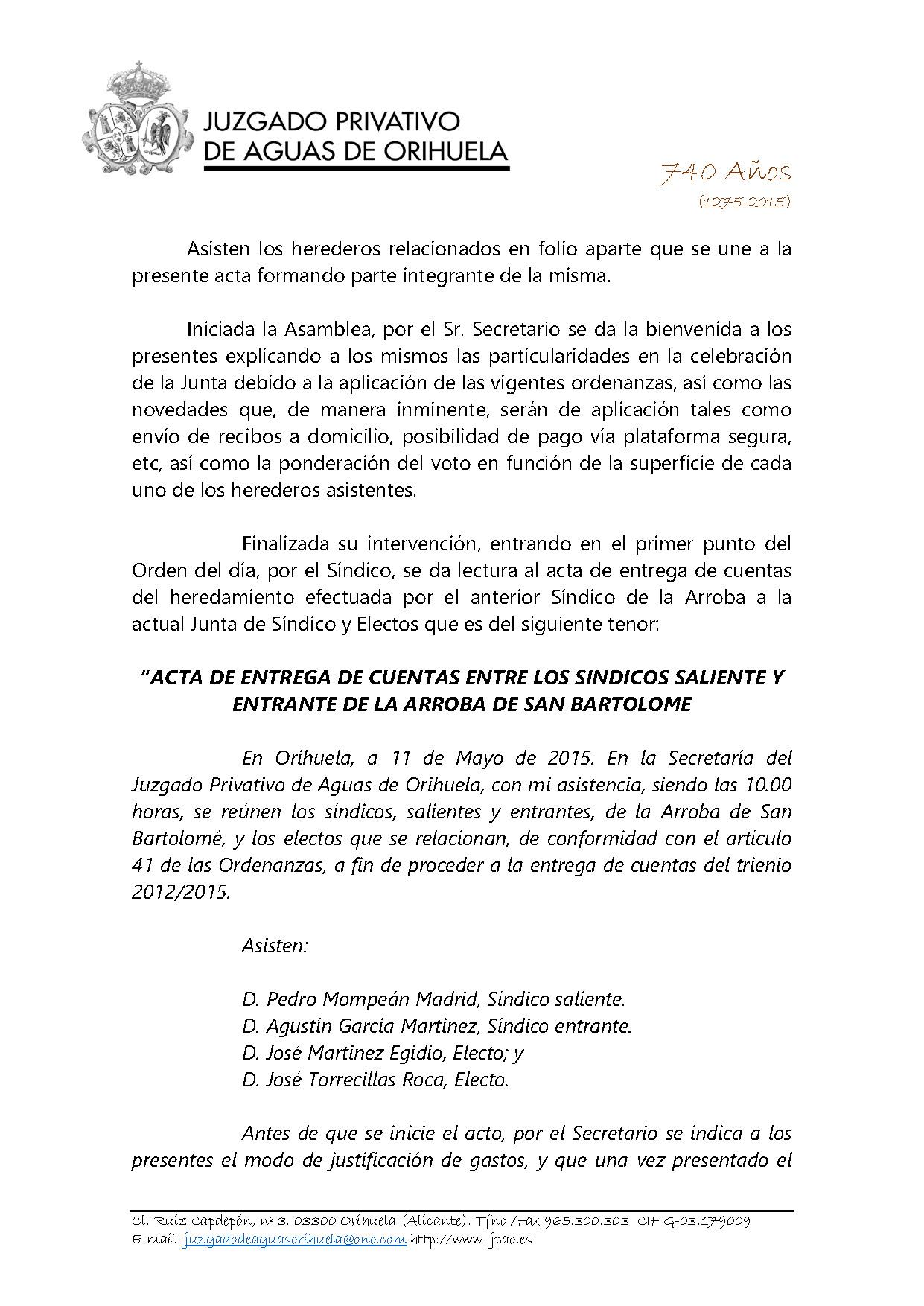 88  2015 ARROBA DE SAN BARTOLOME  ASAMBLEA GENERAL CUENTAS 01072015_Página_2