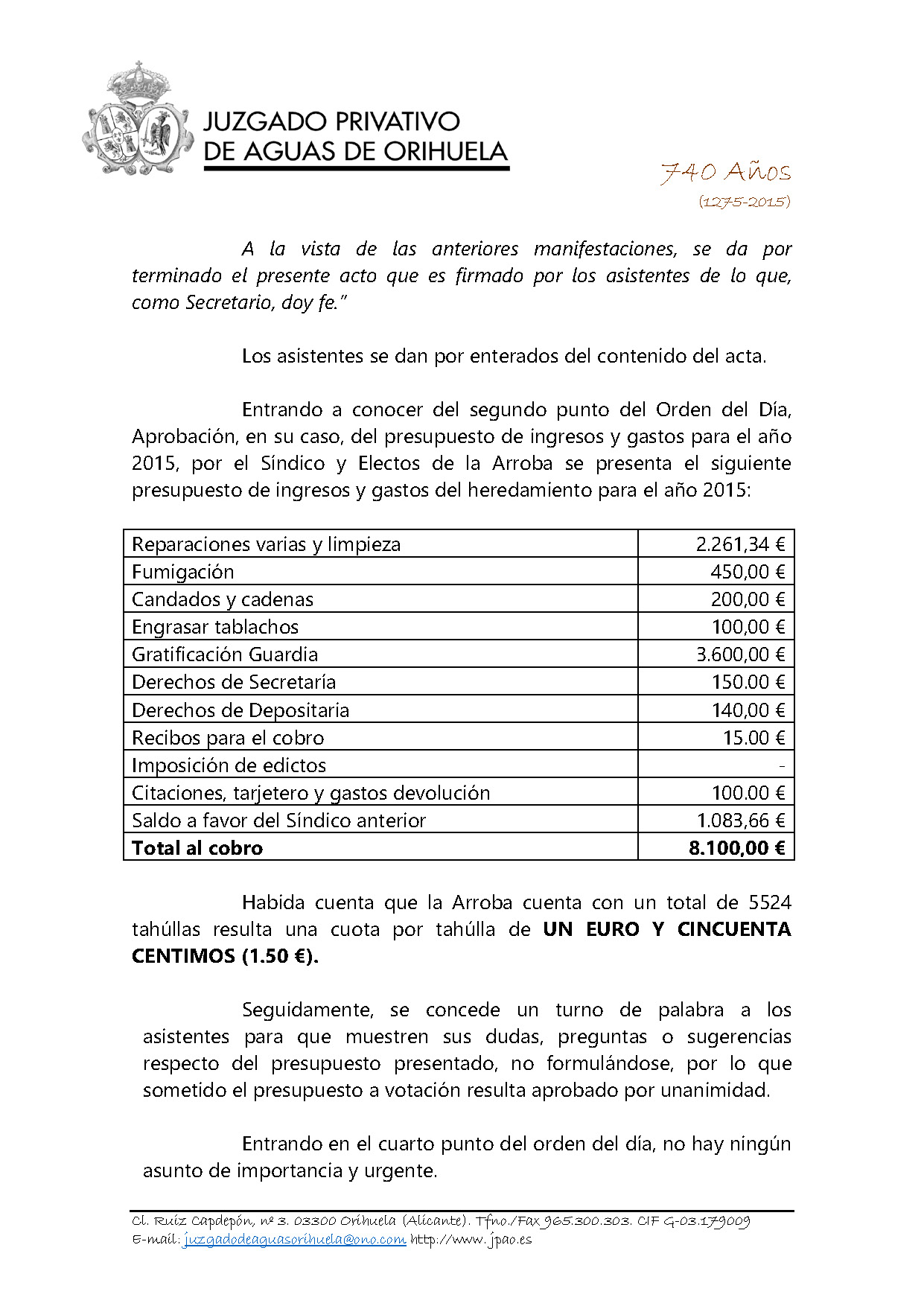 88  2015 ARROBA DE SAN BARTOLOME  ASAMBLEA GENERAL CUENTAS 01072015_Página_5