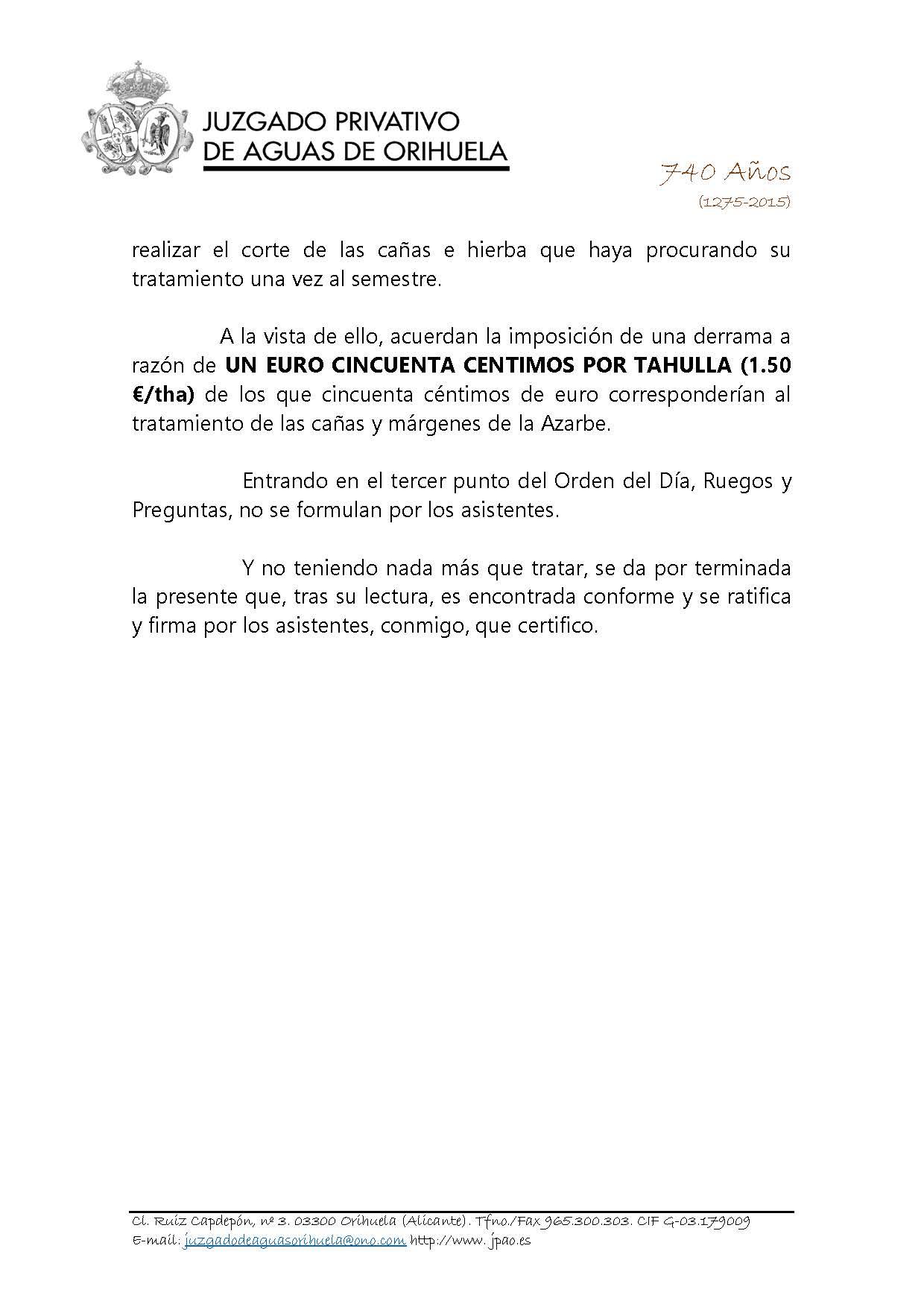 132 2015 AZARBE DE LOS CABALLOS. ACTA JUNTA GENERAL 10092015_Página_3