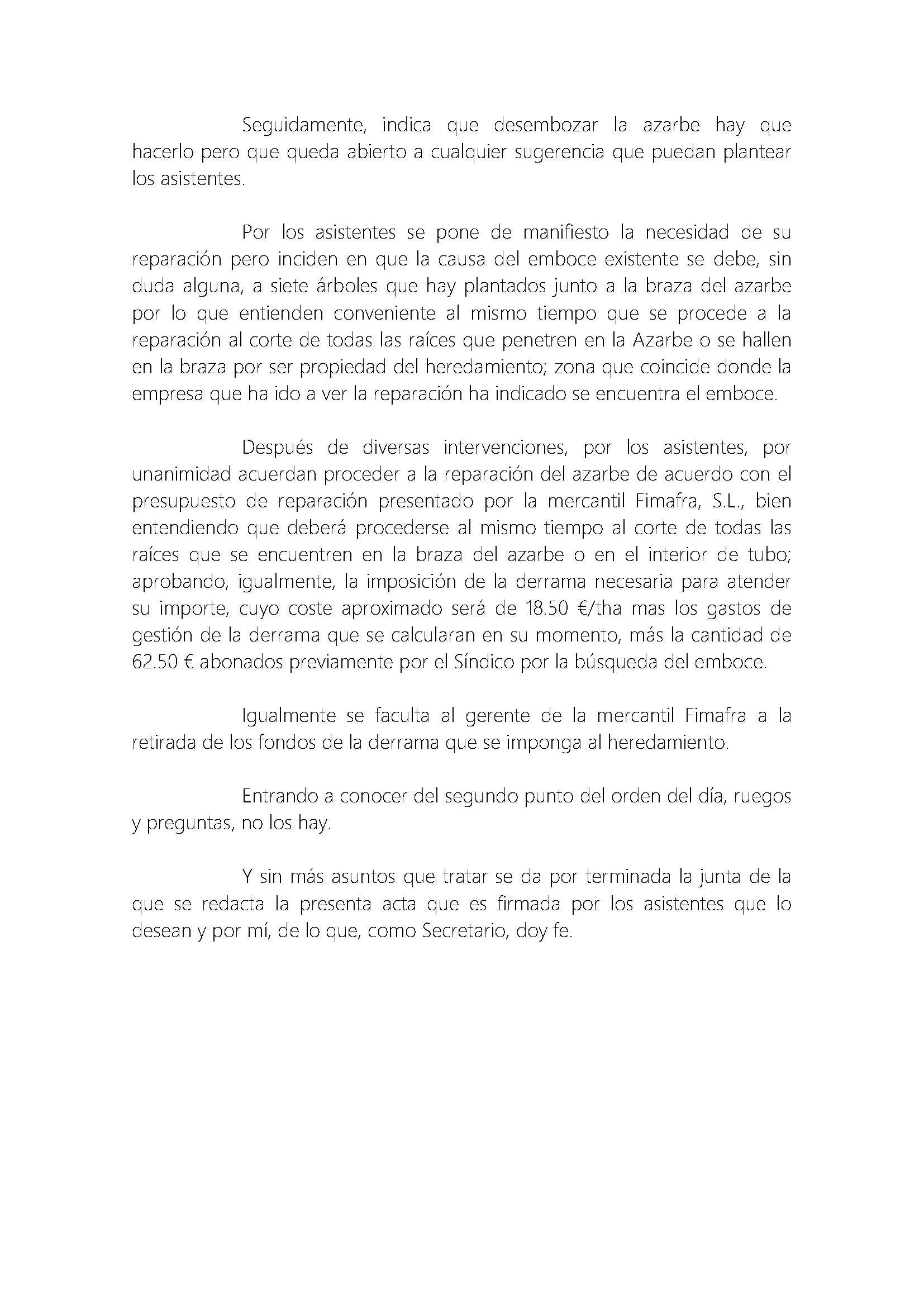 177 2015 AZARBE DE LA VEREDA. ACTA DE JUNTA GENERAL DE FECHA 04122015_Página_2