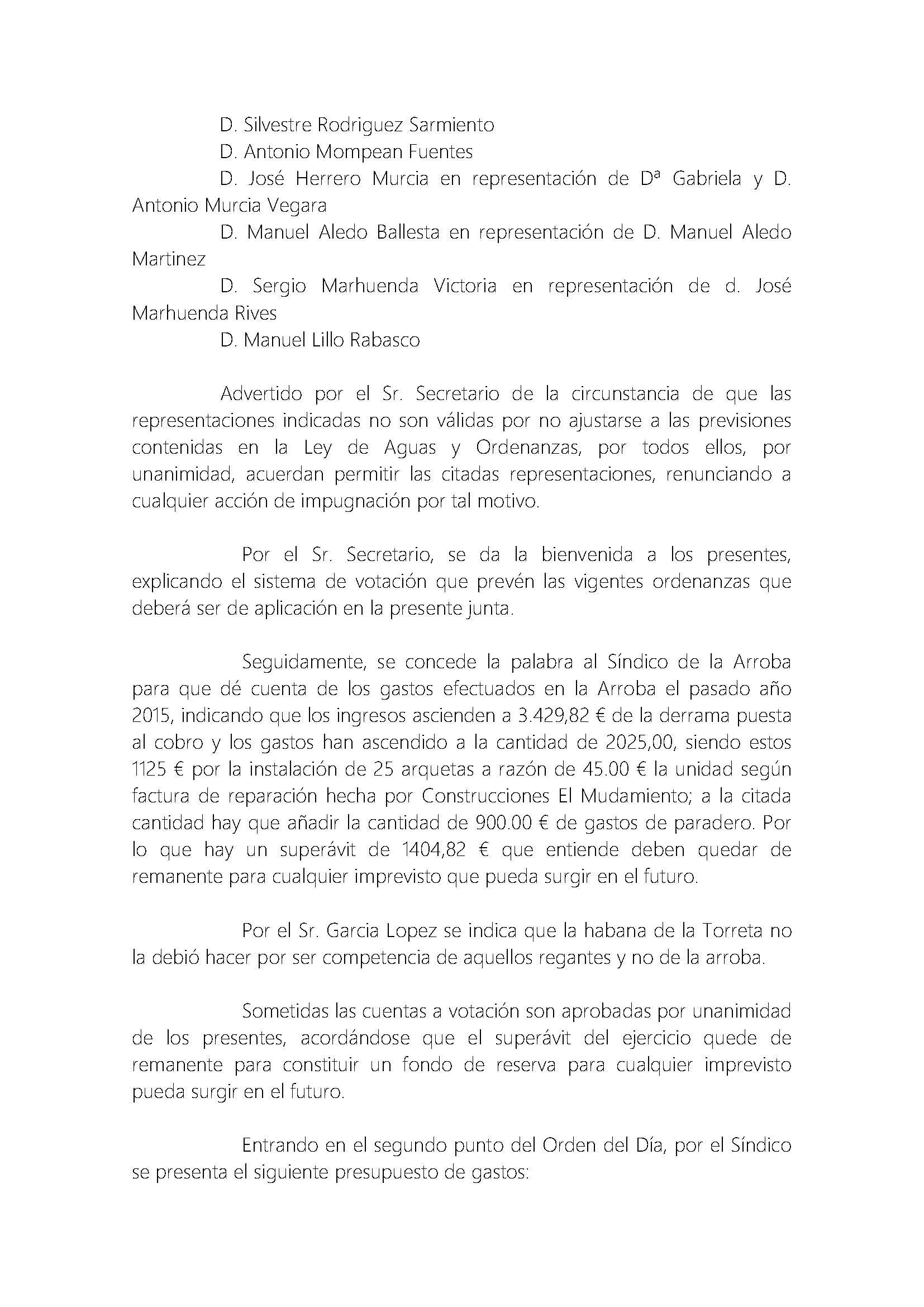 213 2015 ARROBA DE LONSORDO. ACTA DE JUNTA GENERAL DE FECHA 07012016_Página_2
