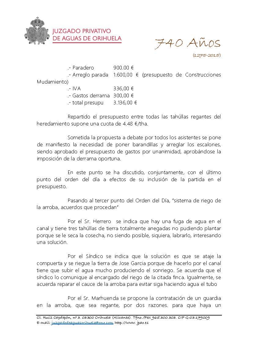 213 2015 ARROBA DE LONSORDO. ACTA DE JUNTA GENERAL DE FECHA 07012016_Página_3