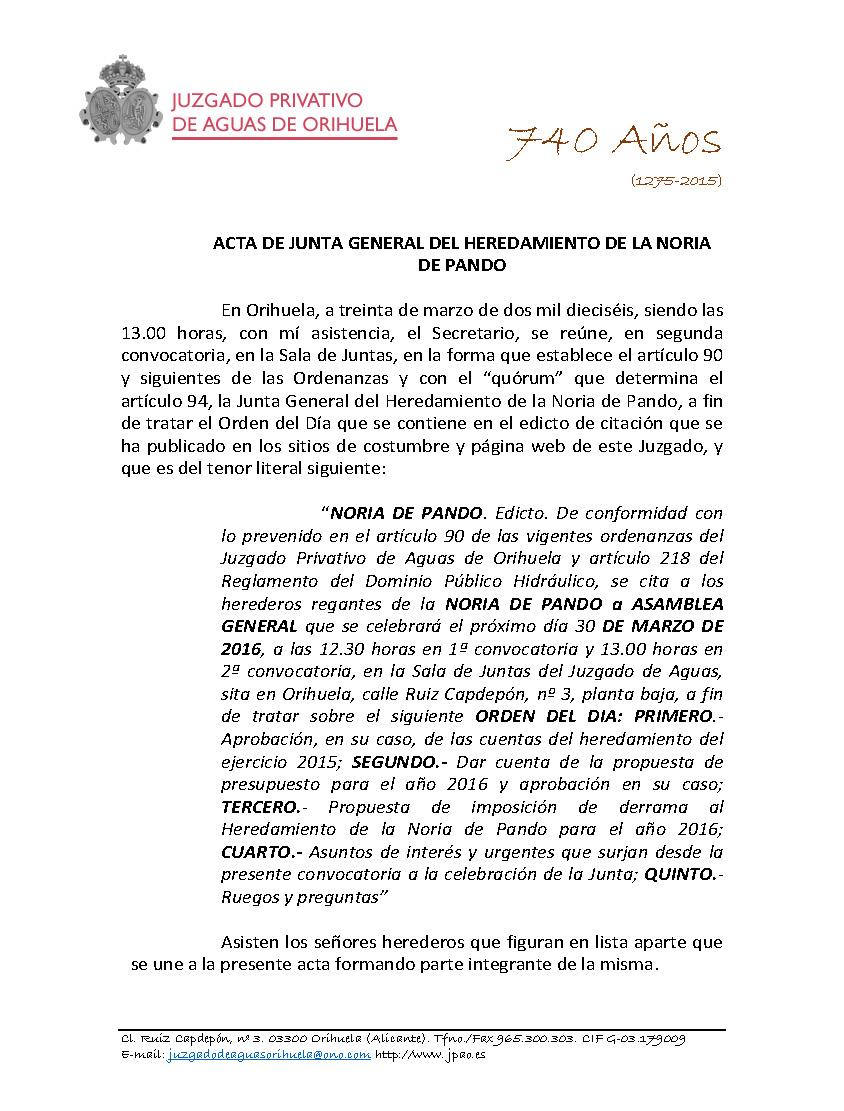 56 2016 NORIA DE PANDO. ACTA JUNTA ASAMBLEA GENERAL_Página_1