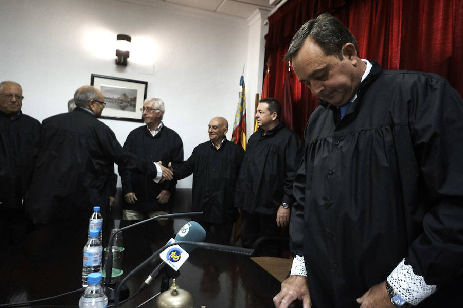 Manuel Aldeguer miembro honorario Tribunal 10