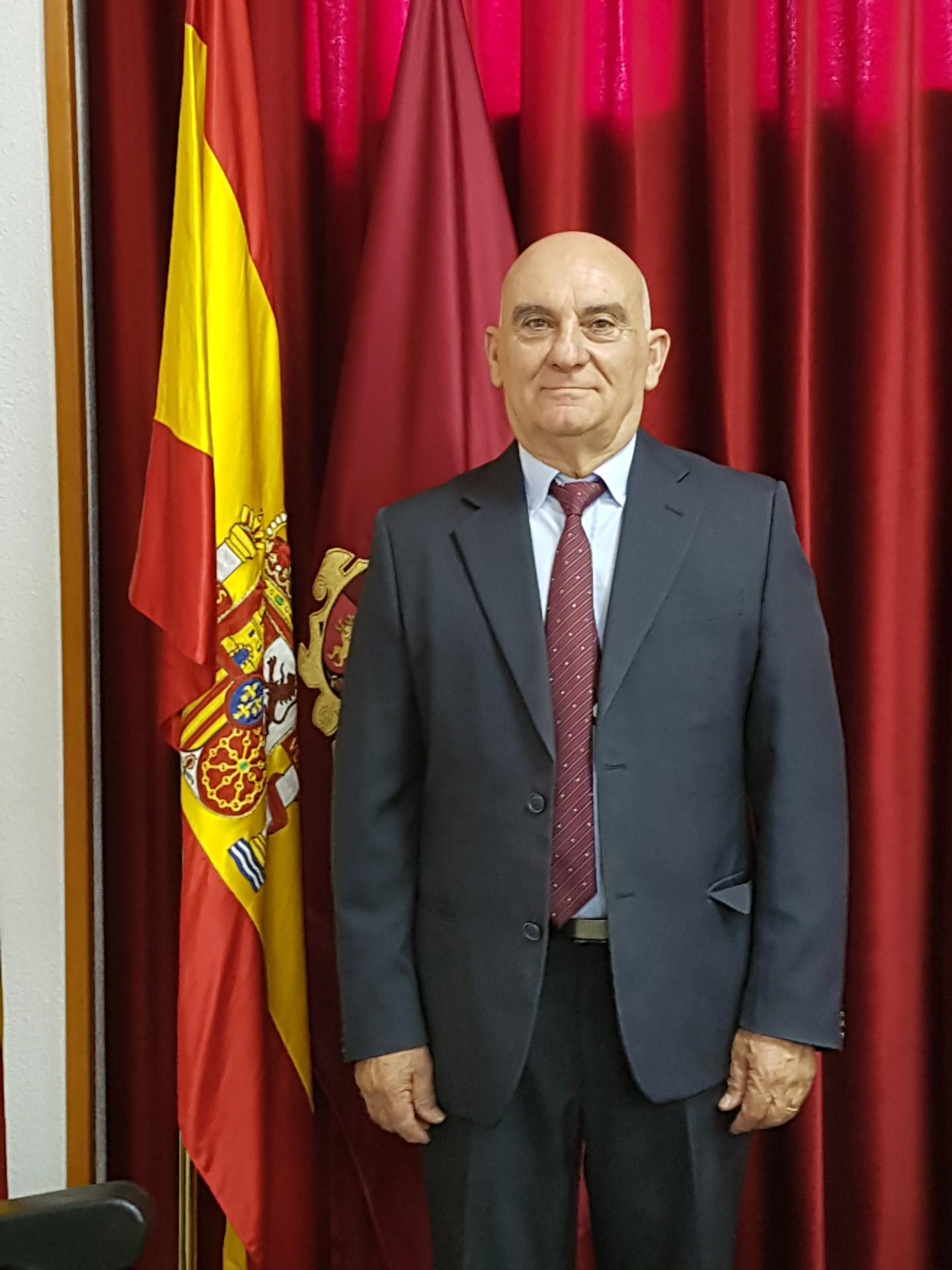 Juez Francisco Simón