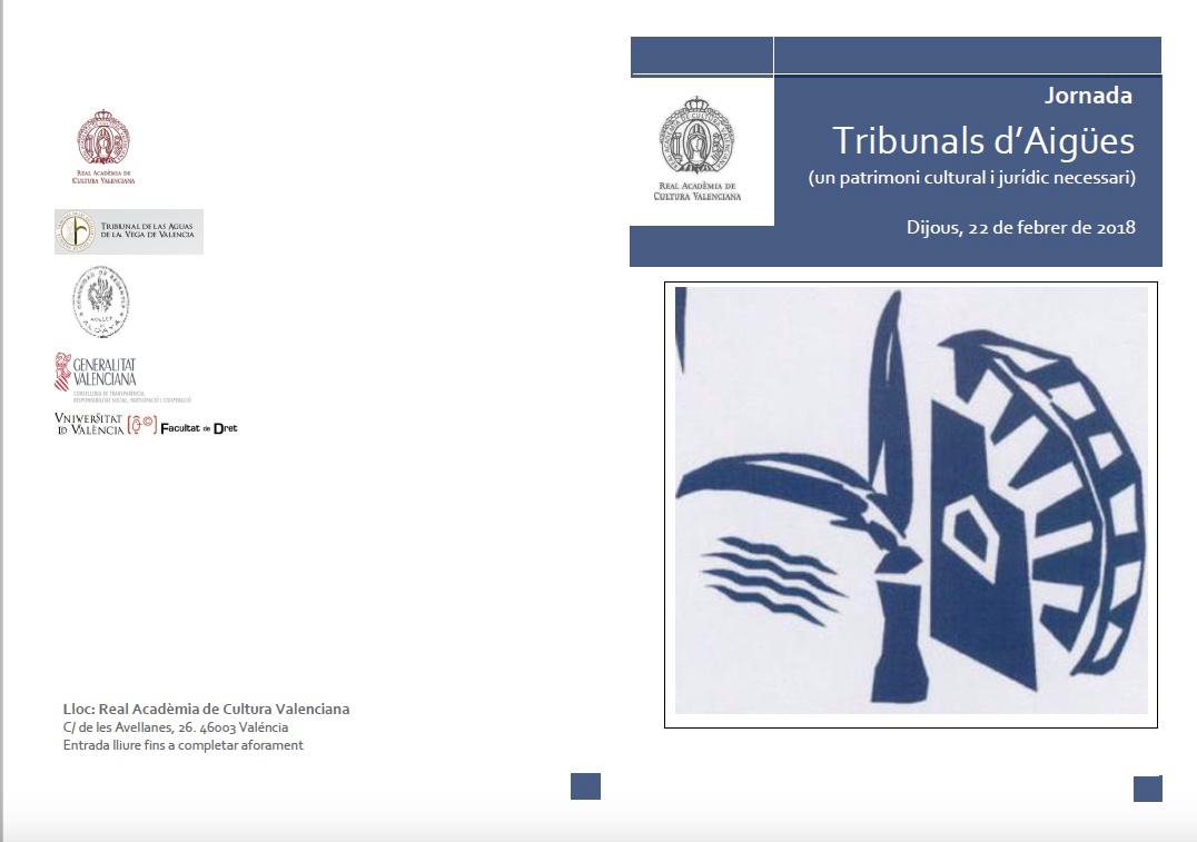 DIPTIC TRIBUNALS AIGUES-PROVISIONAL-VALENCIÀ